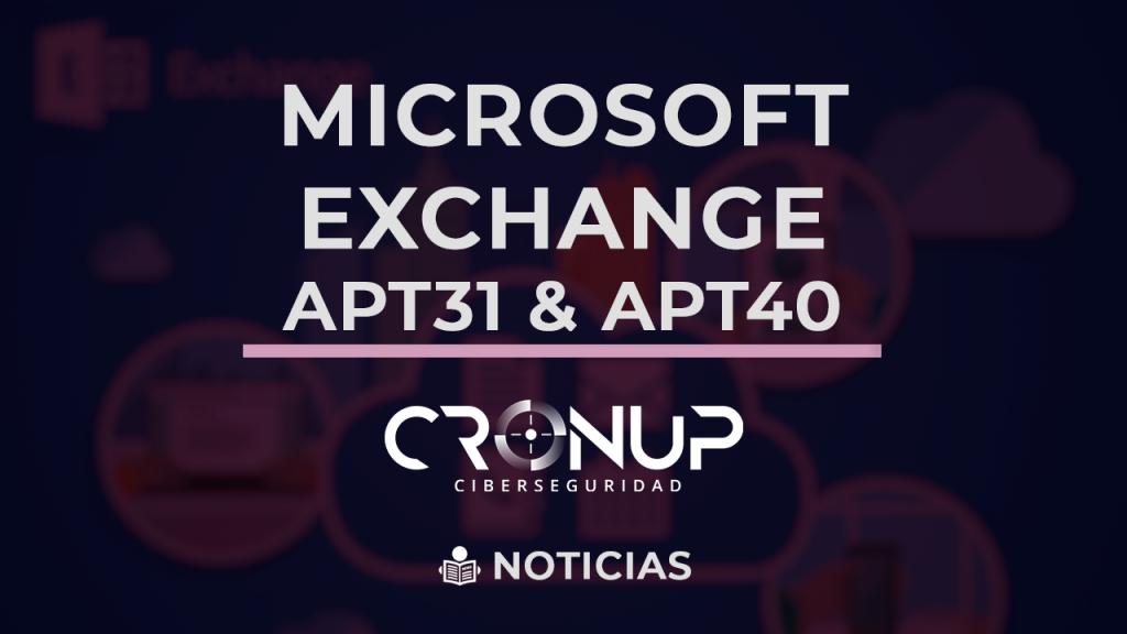 Estados Unidos Acusan A China Por Los Ataques A Microsoft Exchange   CronUp  Ciberseguridad